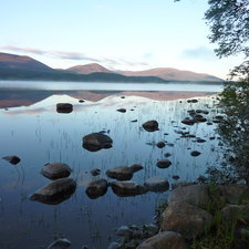 Holidays in the Cairngorms National Park Loch Morlich