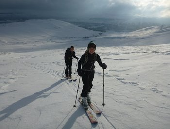 Ski Mountaineering with G2 Outdoor