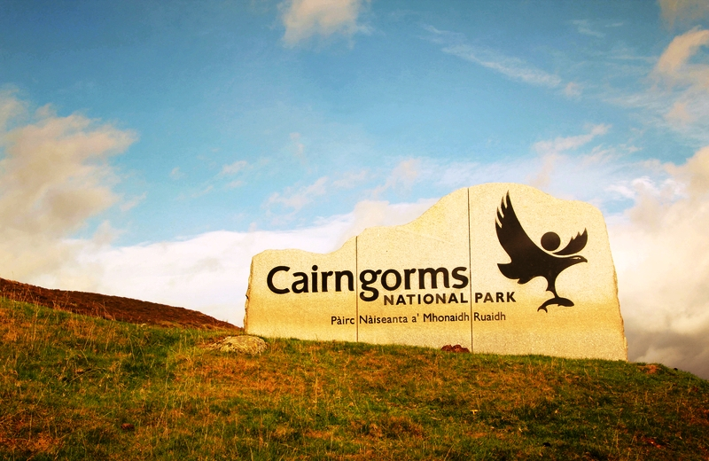 Gaelic place names in the Cairngorms National Park