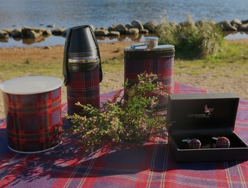 Cairngorms National Park Tartan goodies
