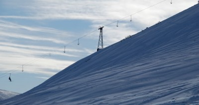 Skiing in the Cairngorms National Park