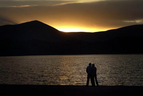 Valentine's Day in the Cairngorms National Park