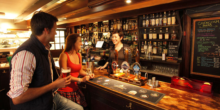 The best pubs in the Cairngorms