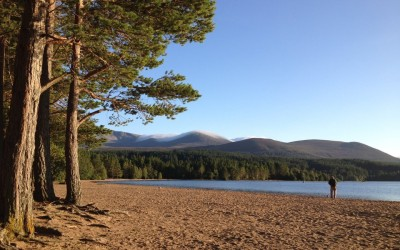 The Lochs of the Cairngorms National Park